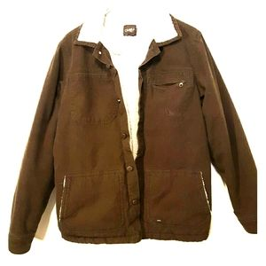 O'neill Jacket-brown